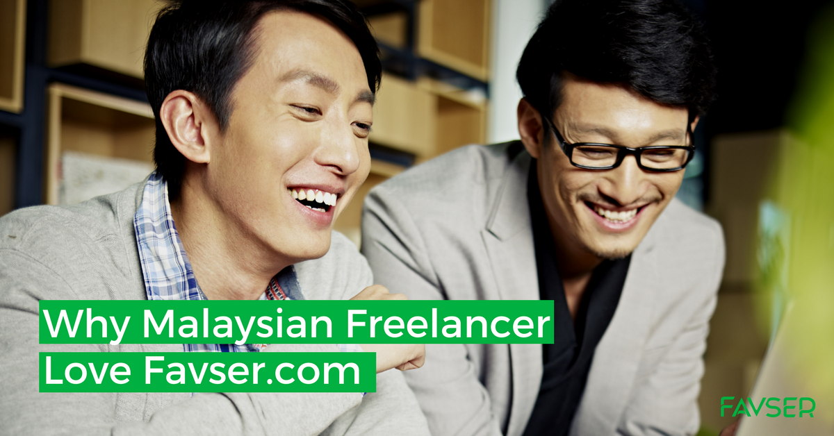 Malaysian freelancer love favser