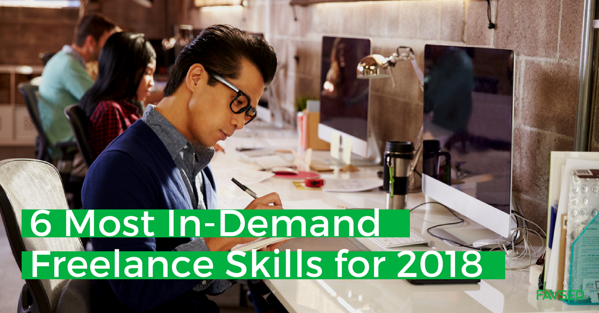 6 Most In Demand Freelance Skills
