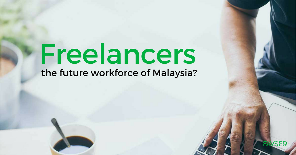 Freelancer Economy Malaysia Future Workforce